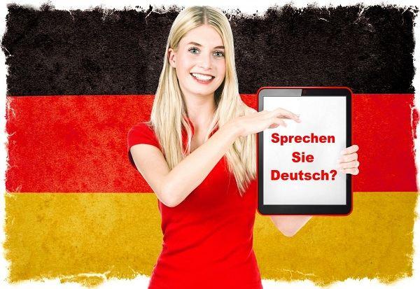 gjuha gjermane