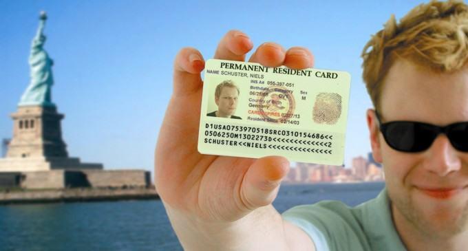 Llotaria Amerikane; ja si të aplikosh falas për një Green Card në SHBA!!!